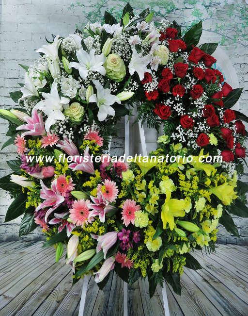 Coronas Fúnebres Y Centros Funerarios Envío Gratuito