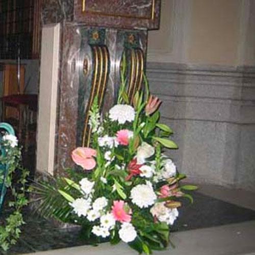Flores para Tanatorio: TANATORIO DE MEJORADA DEL CAMPO